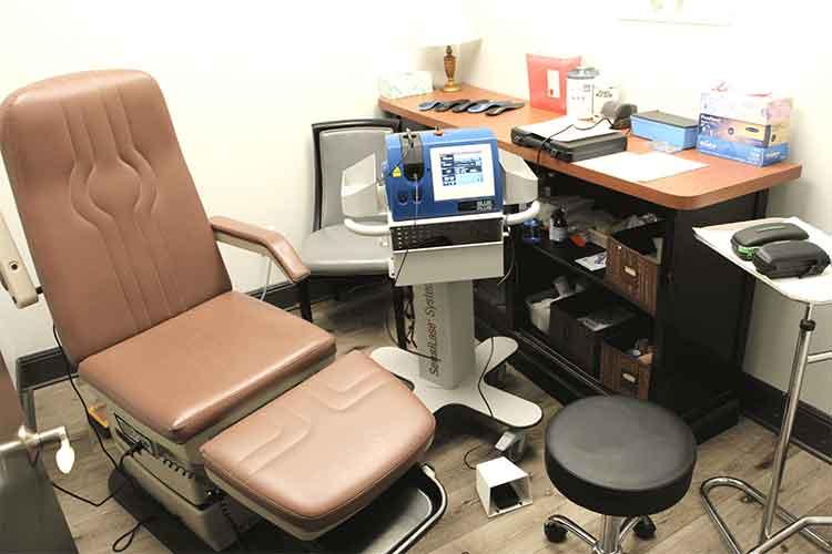 Katy foot care Office