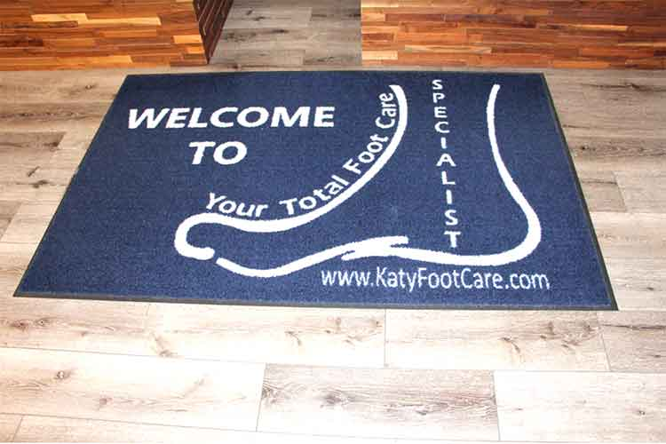 Katy foot care Welcome
