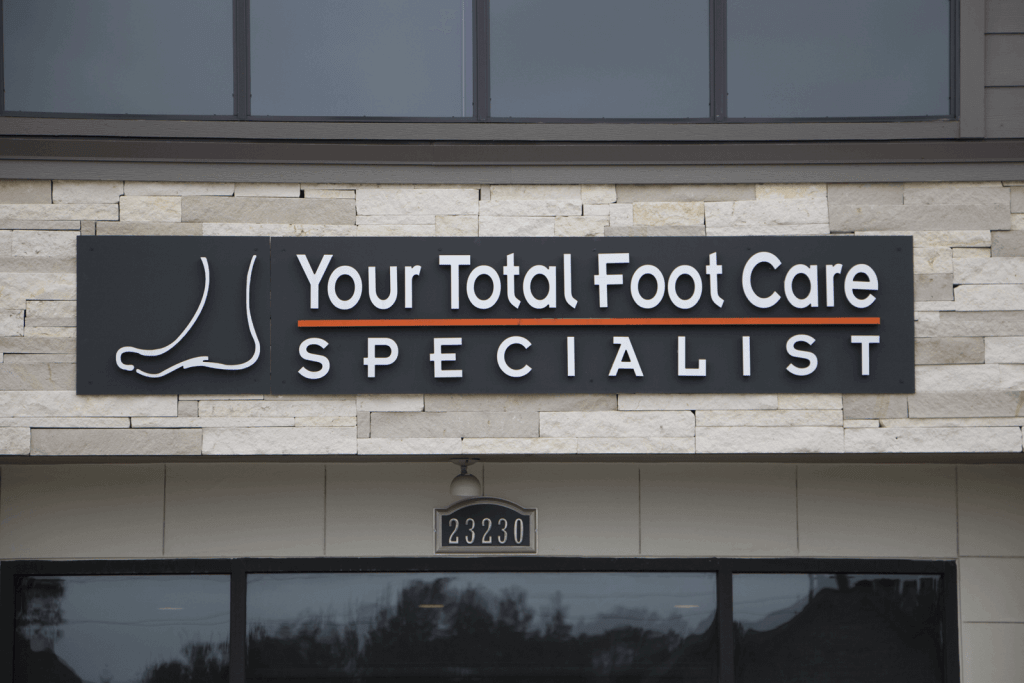 Katy foot care exterior