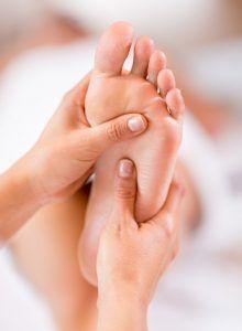 foot massage at Tranquility Med Nail Spa Katy TX 77493